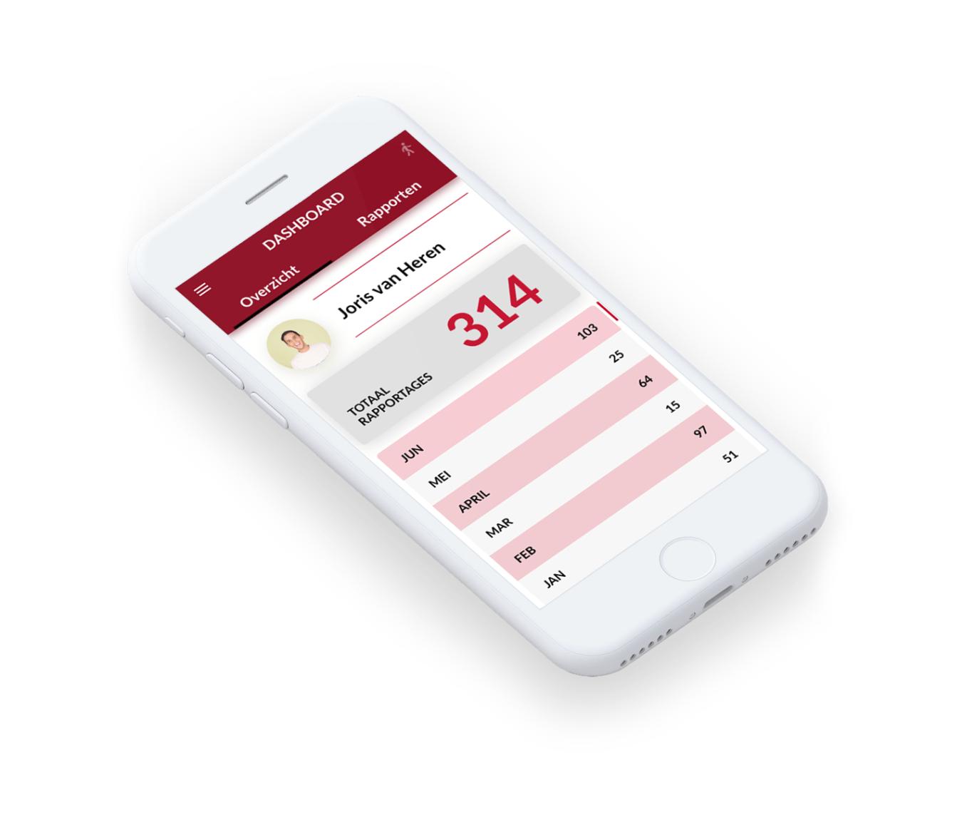 Des rapports numériques grâce à l'application MAAT